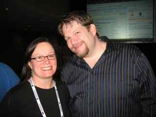 Christina & Chris Brogan, #TOC2009